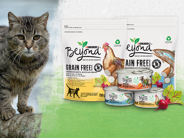 PURINA BEYOND Grainfree Produkte