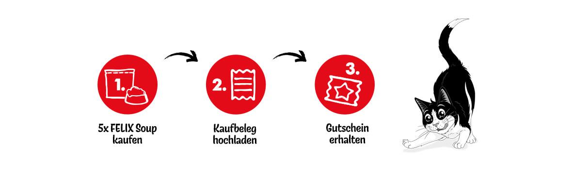 FELIX Soup Gutschein-Aktion